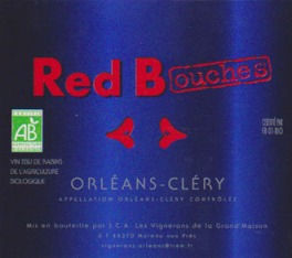 red bouches